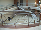 paslanmaz galeri korkuluk modeli ozel imalat teknik metal ferforje kod: TPS-04